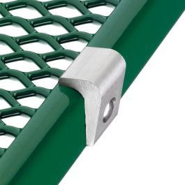 Anova Skateboard Deterrents for Flat Edge Benches/Tables, Set/2