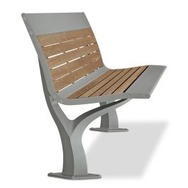 Anova Allure Thermory 6' Contour Bench