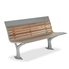 Anova Allure Thermory 4' Contour Bench
