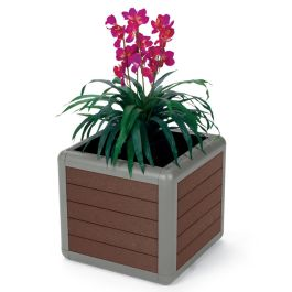 Anova Beacon Hill 25 Gallon Recycled Plastic Planter