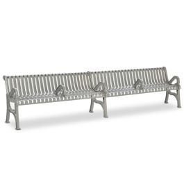 Anova Rendezvous 12' Contour Bench with Divided Seating