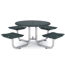 Anova Latitude Table, 4 Flat Seats