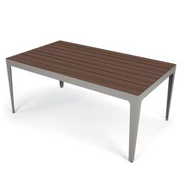 "Anova Mixx 42"" x 72"" Recycled Plastic Table"