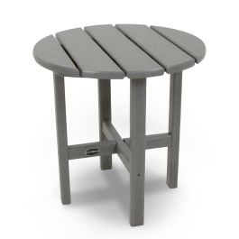 Polywood® Round Recycled Plastic Side Table