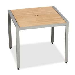 "Anova Tuscany 36"" Recycled Plastic Bistro Table"