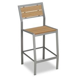 Anova Tuscany Recycled Plastic Bar Height Chair