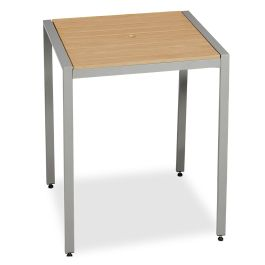 "Anova Tuscany 36"" Recycled Plastic Bar Height Table"