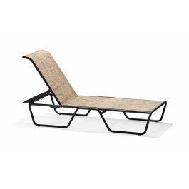 Texacraft Oasis Sling Stacking Chaise Lounge