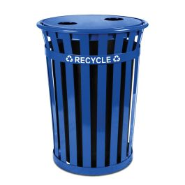 WITT Oakley 36 Gallon Recycling Receptacle