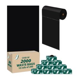 Upbeat Dog Waste Roll Bags - Case of 2000 Bags