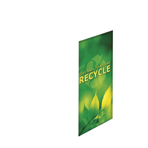 GIVE BACK TO NATURE RECYCLE