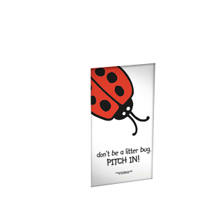 LADYBUG - PITCH IN