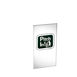 PITCH IN SYMBOL